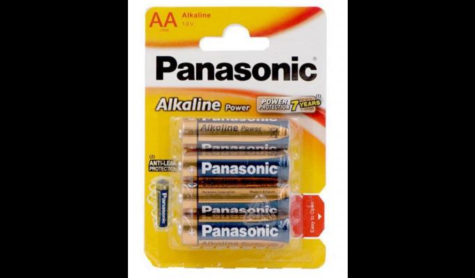 Pilhas Panasonic 4LR6 alk